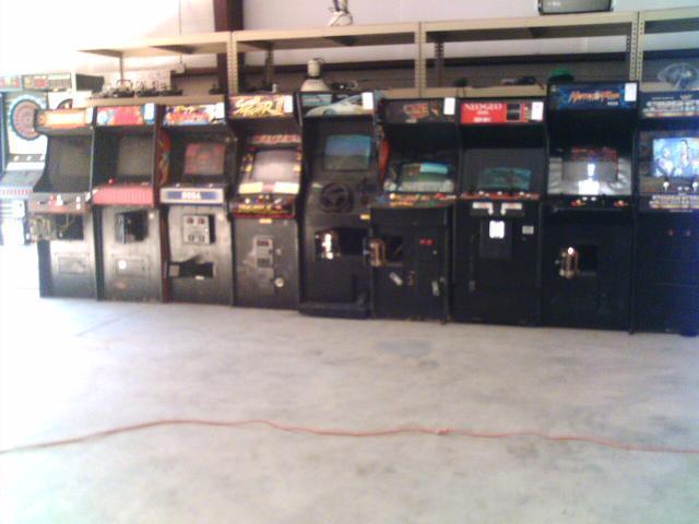 shinobi arcade machine for sale