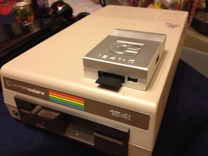 Custom Commodore 64/1541 Raspberry Pi Case!