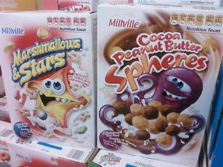 a lot of generic cereal robohara com