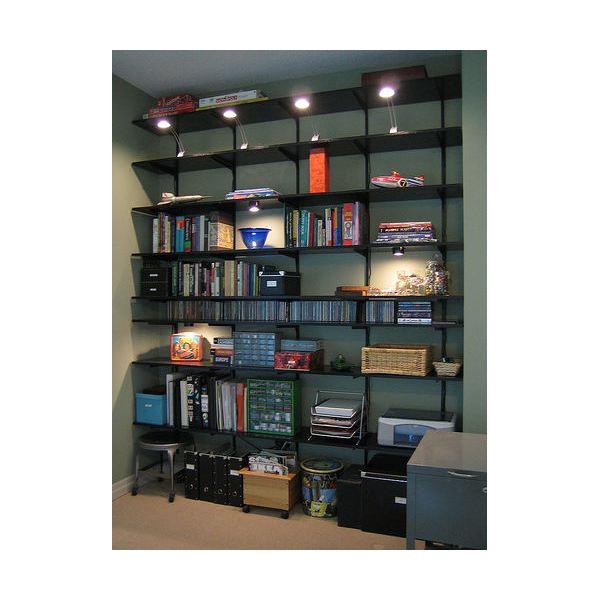 Black Adjustable Shelves « RobOHara.com