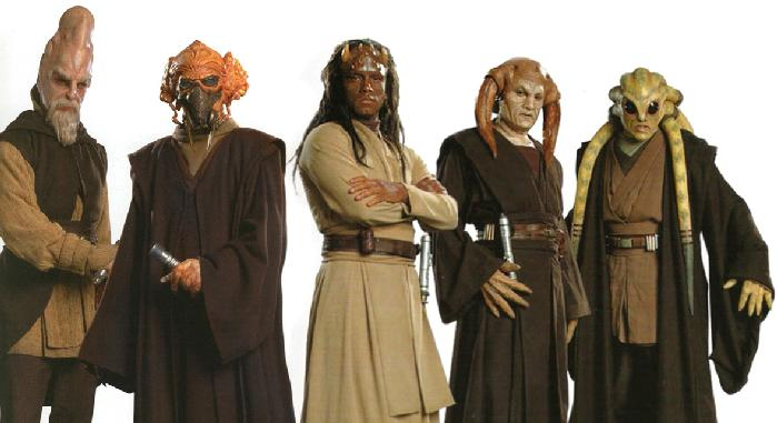 Jedi Council Toys 75