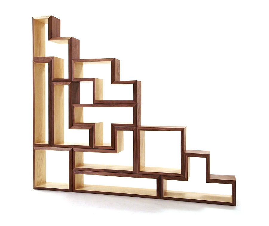 Tetris Shelves RobOHaracom