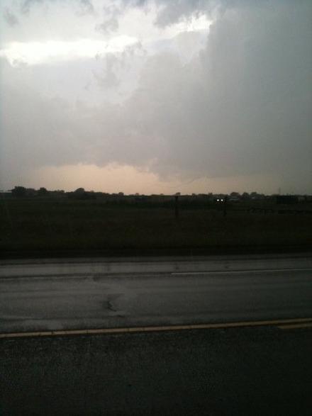 "tornado pics 2010. called a ""rope tornado"","
